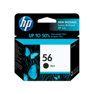 HP 56 Ink – Black