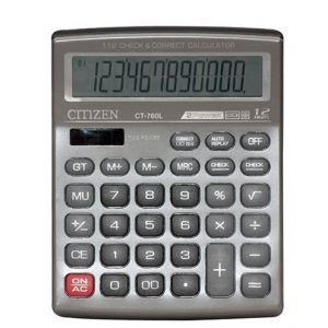 Citizen Electronic Calculator – CT.760L