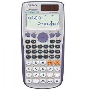Casio Fx-115ES PLUS Engineering Scientific Calculator