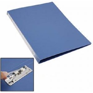 Plastic File Folder – Blue