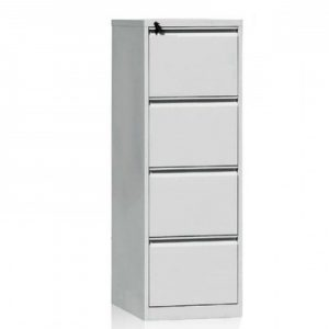 4-Drawer Metal Filing Cabinet – FC-D4F
