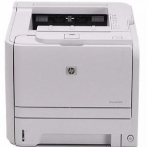 HP Black & White Toner Laserjet Printer P2035