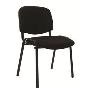 GF Visitor Chair – Black